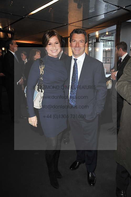 EMMA FORBES and  at the launch of One Hyde Park, The Residences at Mandarin Oriental, Knightsbridge, London on 19th January 2011.