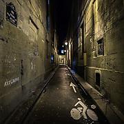 Rue Pierre Au Lard, Paris, France