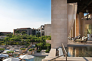 Luxury resort hotels, high-end residences and signature golf courses set against a backdrop of unspoiled scenery and 4,500 years of History. Photography by Joe Lasky. The prime destination in the Mediterranean, with a strong commitment to environmental responsibility is located in the Greek region of Messinia and is set amongst one of the most unspoiled and breathtaking seaside landscapes in the Mediterranean.