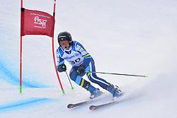 PIANTA Shaun Guide: O'SULLIVAN Jeremy, B3, AUS at 2018 World Para Alpine Skiing Cup, Kranjska Gora, Slovenia