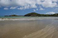 Praslin Bay on the East Coast of St Lucia, The Windward Islands, The Caribbean