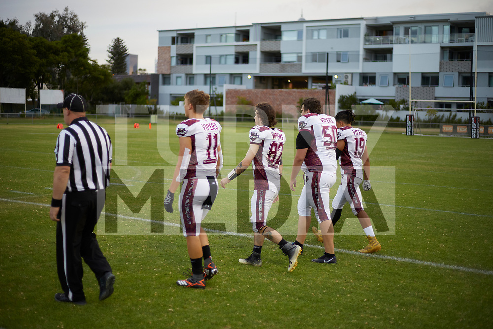 Gridiron West Under 19s West Bowl XV - Rockingham Vipers vs Curtin Saints