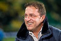 DEN HAAG - ADO Den Haag - PEC Zwolle , Voetbal , Eredivisie , Seizoen 2016/2017 , Kyocera Stadion , 21-01-2017 , ADO Den Haag trainer Ziljko Petrovic