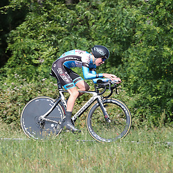 21-06-2017: Wielrennen: NK Tijdrijden: Montferland <br />s-Heerenberg (NED) wielrennen <br />Pim Ronhaar