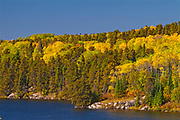 Autumn on Blinfold Lake<br />