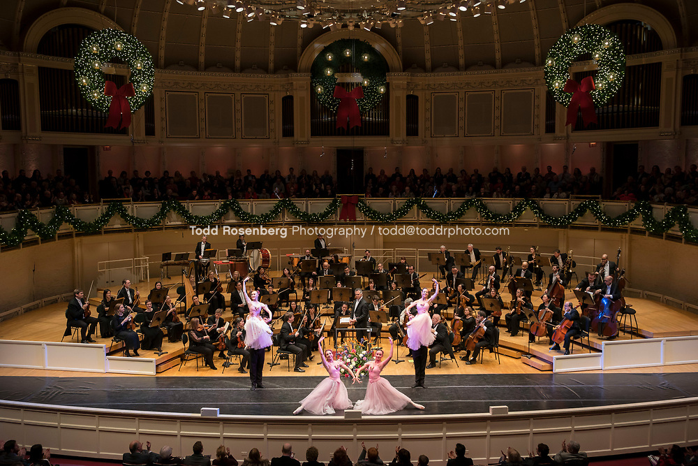 12/30/17 3:59:42 PM -- Chicago, IL, USA<br /> Attila Glatz Concert Productions' &quot;A Salute to Vienna&quot; at Orchestra Hall in Symphony Center. Featuring the Chicago Philharmonic <br /> <br /> &copy; Todd Rosenberg Photography 2017