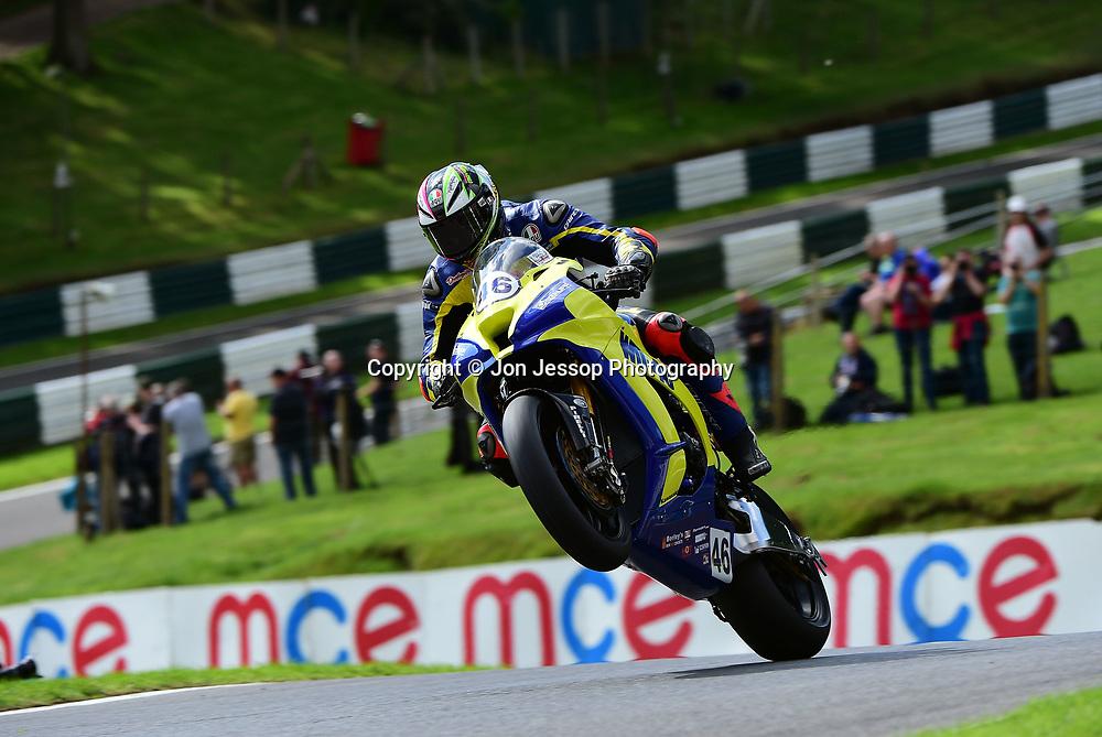 #46 Tommy Bridewell Team WD-40 MCE British Superbike Championship