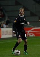 Football - Europa League Round of 16 - Ajax v Spartak Moscow <br />Aiden McGready - Spartak Moscow.