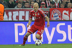 20140409 GER: UEFA CL FC Bayern Munchen - Manchester United, Munchen
