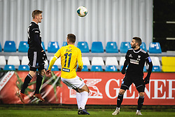 during football match between NŠ Mura and NK Bravo in 20th Round of Prva liga Telekom Slovenije 2019/20, on December 5, 2019 in Fazanerija, Murska Sobota, Slovenia. Photo by Blaž Weindorfer / Sportida