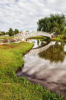 Praça do Lago. Pinhalzinho, Santa Catarina, Brasil. / <br /> Lake Square. Pinhalzinho, Santa Catarina, Brazil.