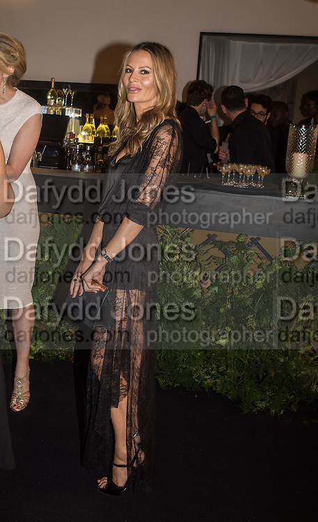 JESSICA SIMON, The Neo Romantic Art Gala in aid of the NSPCC. Masterpiece. Chelsea. London.  30 June 2015