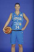 DESCRIZIONE : Venezia Additional Qualification Round Eurobasket Women 2009 Posati Nazionale Femminile<br /> GIOCATORE : Jennifer Nadalin<br /> SQUADRA : Nazionale Italia Donne<br /> EVENTO : <br /> GARA : <br /> DATA : 04/01/2009<br /> CATEGORIA : Ritratto<br /> SPORT : Pallacanestro<br /> AUTORE : Agenzia Ciamillo-Castoria/M.Gregolin