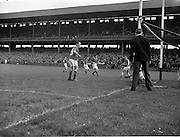 12/05/1957<br /> 05/12/1957<br /> 12 May 1957<br /> National Hurling League Finals: Kilkenny v Tipperary at Croke Park, Dublin.