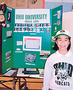 17077Copy work for Ohio Today On-line: History Fair, Cruise Ship and Marching 110 Book 9/07/05
