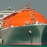 Energy; Pipelines / Supertankers