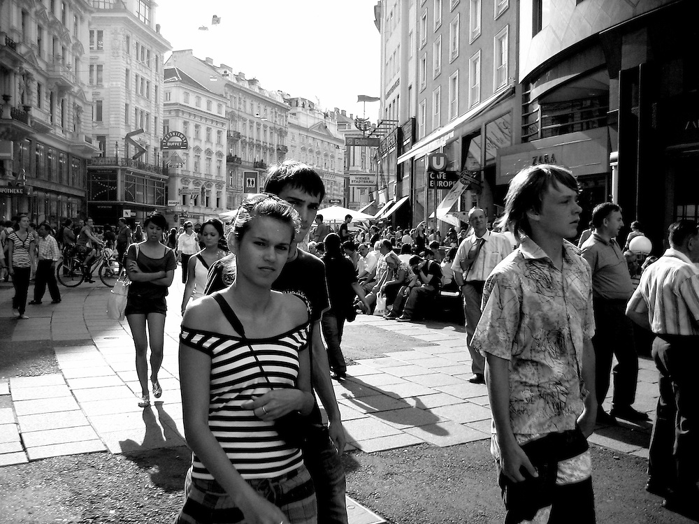 On the Street | Central Europe
