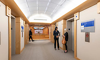 Interior Lifestyle image of One Washingtonian Office Building in Gaithersburg MD by Jeffrey Sauers of CPI Productions
