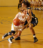 College Womens Basketball John Abbot  versus Montmorency