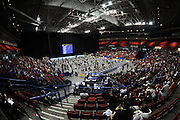 Birmingham, Great Britain,  General View of the Arena at the British Indoor Rowing Championships, National Indoor Arena, NIA, Sun, 22.11.2009  [Mandatory Credit. Peter Spurrier/Intersport Images]