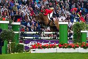 Paul Estermann - Castlefield Eclipse<br /> World Equestrian Festival, CHIO Aachen 2012<br /> © DigiShots