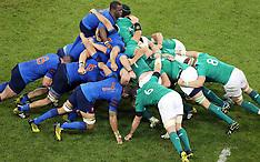 RWC 2015 - Ireland v France