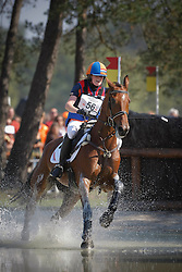 Pemen Iris (NED) - Roosje Embregts<br /> European Championship - Fontainebleau 2009<br /> Photo © Dirk Caremans
