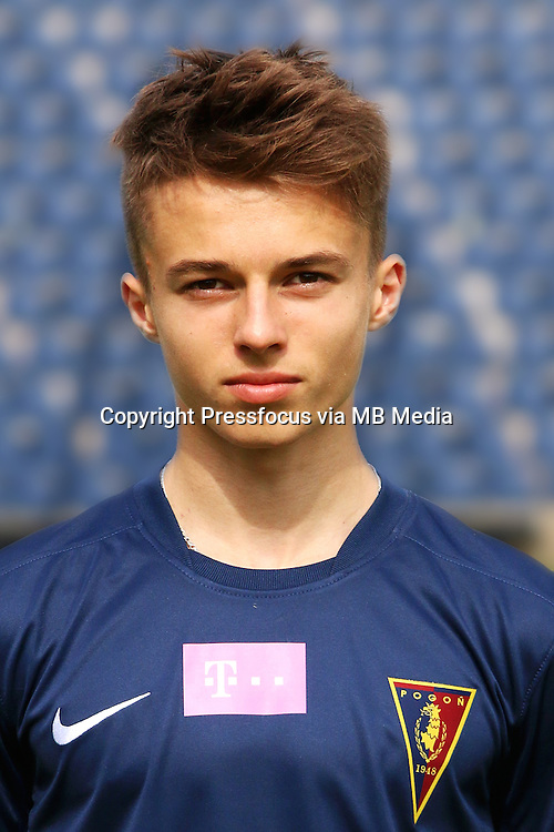 15.07.2014 Szczecin<br /> T-Mobile Ekstraklasa Sezon 2014/2015<br /> Pogon Szczecin<br /> Kamil Wojtkowski