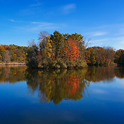 """Reflections of Maybury Autumn""<br />