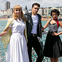 Grease promo shots Brighton 2017
