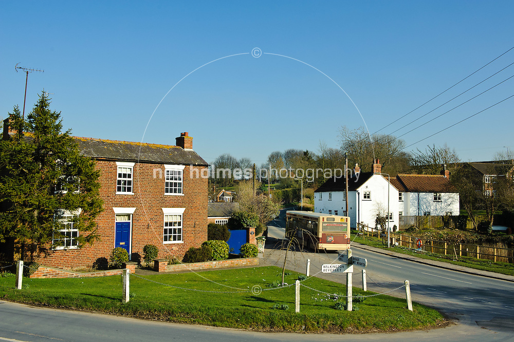 Little Weighton, East Yorkshire