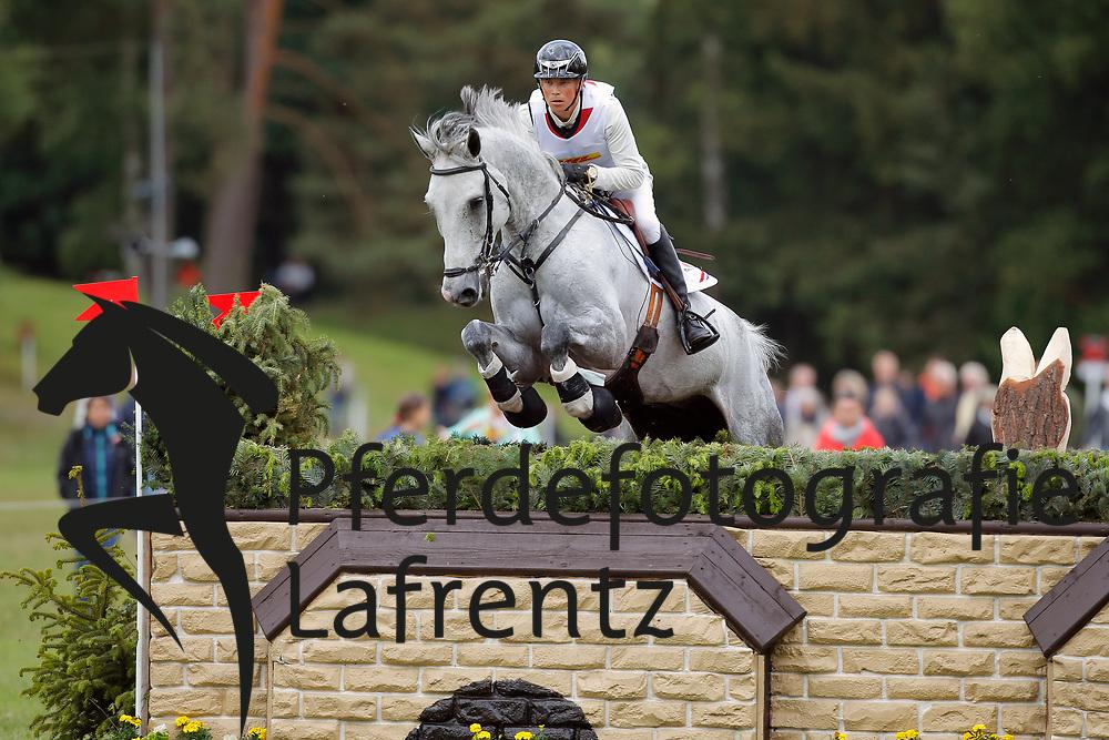 Lips, Tim, Bayro<br /> Luhm&uuml;hlen - CCI****/CIC***DM 2015<br /> CCI Gel&auml;nde<br /> &copy; www.sportfotos-lafrentz.de/Stefan Lafrentz
