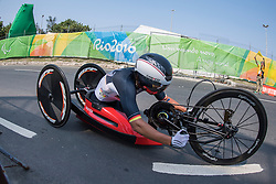 GER, Cycling, Time-Trial at Rio 2016 Paralympic Games, Brazil