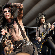 Black Veil Brides, Warped Tour 2011