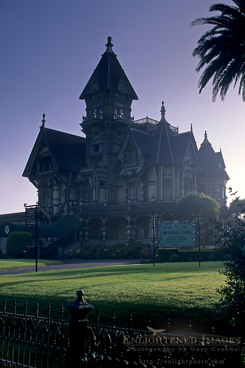 Carson Mansion, Eureka, Humboldt County, CALIFORNIA