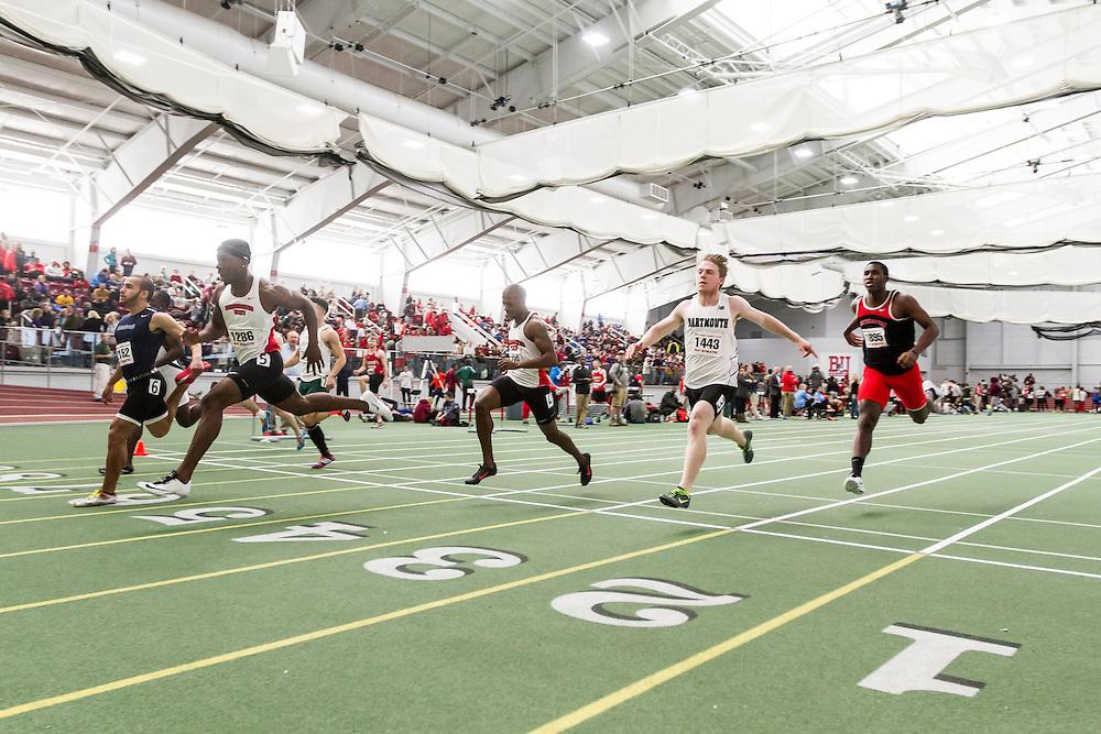 Boston University John Terrier Classic Indoor Track & Field: mens 60m heat 3