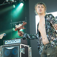 Peter Doherty in concert at The Sunday Sessions Scotland, Dalkeith Country Park, Edinburgh, Great Britain 24th June 2018
