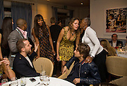 KENDA D. WILING; ( DEITCH GALLERY ARTIST )  DEREK BLASBERG; SITTING. NAOMI CAMPBELL; LOLA SCHNABEL; BETHAN HARDISON. Party hosted by Franca Sozzani and Remo Ruffini in honour of Bruce Weber to celebrate L'Uomo Vogue The Miami issuel by Bruce Weber. Casa Tua. James Avenue. Miami Beach. 5 December 2008 *** Local Caption *** -DO NOT ARCHIVE-© Copyright Photograph by Dafydd Jones. 248 Clapham Rd. London SW9 0PZ. Tel 0207 820 0771. www.dafjones.com.