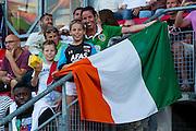 ALKMAAR - 15-09-2016, AZ - Dundalk FC, AFAS Stadion, supporters.
