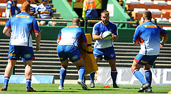 Cape Town 180217-Stomers players warm up before their game against the Jaguares at Newlands Stadium in Cape Town.photograph:Phando Jikelo/African News Agency/ANA
