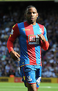 Jason Puncheon in action during the Barclays Premier League match between Crystal Palace and Manchester City at Selhurst Park, London, England on 12 September 2015. Photo by Michael Hulf.