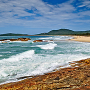 Southwest Rocks on the New South Wales Central Coast