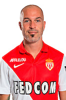 Andrea RAGGI - 29.08.2014 - Photo officielle Monaco - Ligue 1 2014/2015<br /> Photo : Stephane Senaux / AS Monaco / Icon Sport