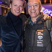 NLD/Amsterdam/20191206 - Sky Radio's Christmas Tree For Charity 2019, Thomas Berge en Tim Coronel