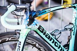 Primoz Roglic bike before Slovenian Road Cyling Championship 2019 on June 30, 2019 in Radovljica, Slovenia. Photo by Peter Podobnik / Sportida.
