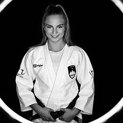 20200812: SLO, Judo - Portrait of Kaja Kajzer and Patricija Brolih