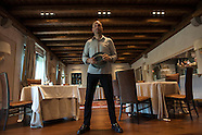 Italia - Cividale del Friuli: Joe Bastianich.