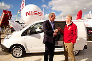 Nissan Ireland at The National Ploughing Championships 2014