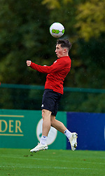CARDIFF, WALES - Sunday, October 14, 2018: Wales' Harry Wilson during a training session at the Vale Resort ahead of the UEFA Nations League Group Stage League B Group 4 match between Republic of Ireland and Wales. (Pic by David Rawcliffe/Propaganda)