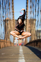 Dance As Art The New York City Photography Project Brooklyn Bridge Series with Gabriela Vasquez